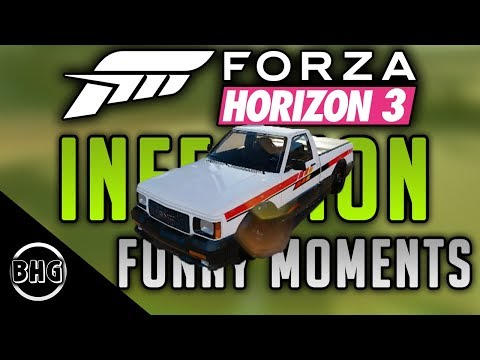 Forza Horizon 3 | INFECTION FUNNY MOMENTS | EPISODE 15 (SYCLONE SQUAD IS BACK!!)