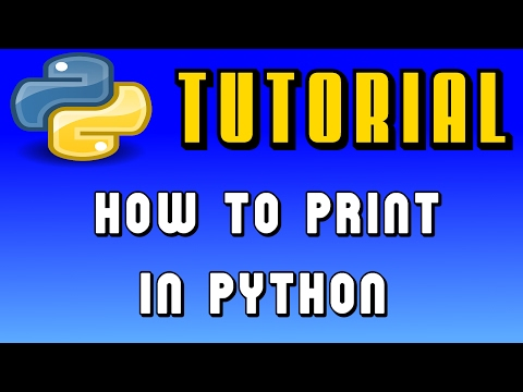 How to Use Print | Python for Beginners
