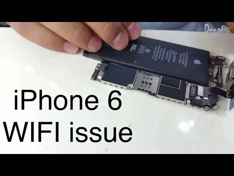 iphone 6 wifi issue fix