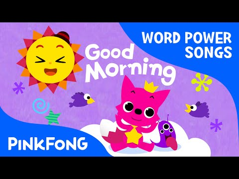 Xxx Mp4 Good Morning Word Power PINKFONG Songs For Children 3gp Sex