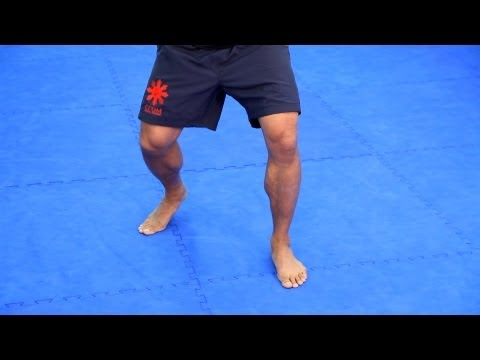 5 Footwork Basics | MMA Fighting