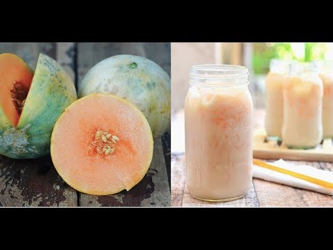 Raw Melon Seed Milk in Latinos Rhythms!