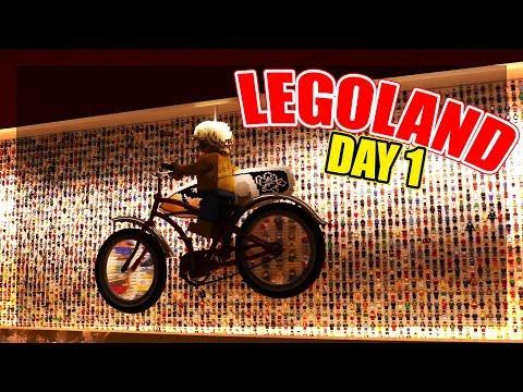 LegoLand day 1