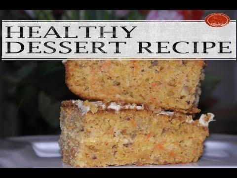 healthy dessert recipes - how to make zucchini cake - zucchini kuchen rezept