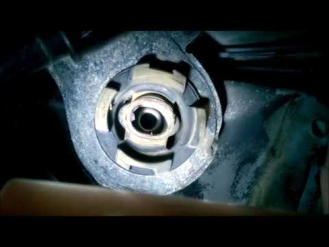 How to inspect subframe bushings Volvo S60 2001-2009