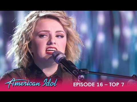 Maddie Poppe: Showcases Her Vocals And Piano Skills On Stage | American Idol 2018