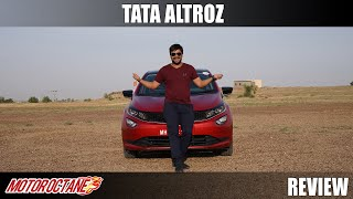 Tata Altroz Review | Most Detailed | Hindi | MotorOctane
