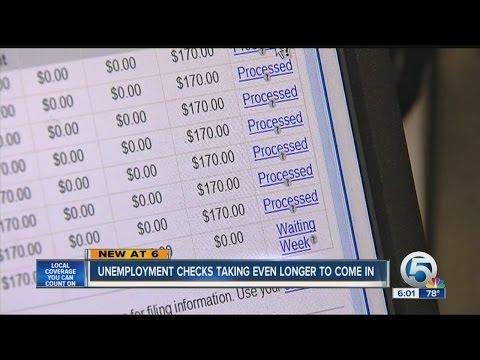 Unemployment benefits expiring