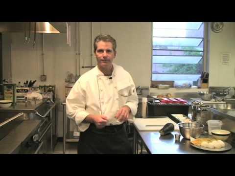 Chef Ron's Eggplant Rollatini