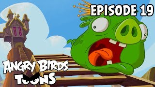 Angry Birds Toons - Sneezy Does it (Ep19 S1)