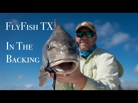 In The Backing - Fly Fishing For Redfish