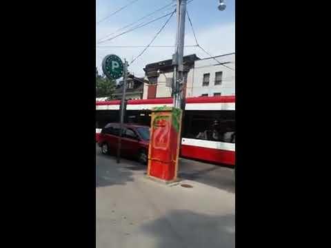 TORONTO'S TRANSIT (BUS AND STREETCAR