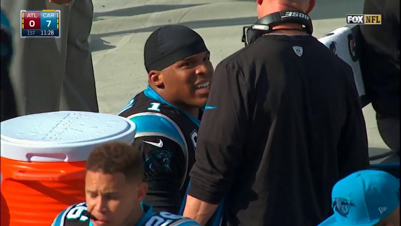Atlanta Falcons vs. Carolina Panthers l Week 14 l 2015 Season