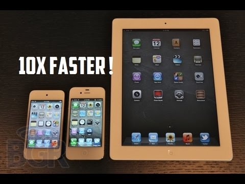 How to Make Your iPod/iPhone/iPad 10x Faster
