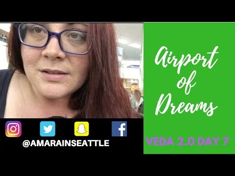 Airport Shopping At Heathrow | VEDA 2.0 Day 7