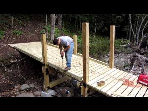Building an ATV Bridge