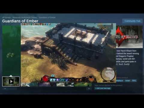 Achtung - Guardians of Ember (Embergate) - Wird der Steam release gut?