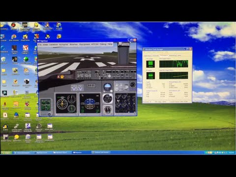 Can You Play FlightGear on a GPU from 2000?