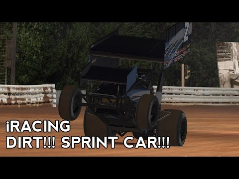 iRacing : First Dirt Run, so... 410 Sprint it Is! (410 Winged Sprint @ Williams Grove)