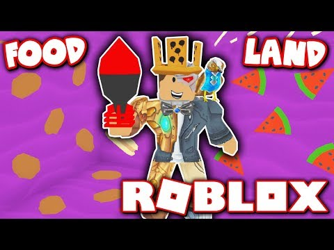 FOOD LAND UPDATE IN MINING SIMULATOR!! (Roblox)