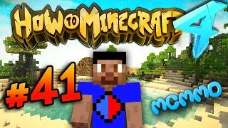 MCMMO UPDATE! - HOW TO MINECRAFT S4 #41