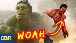 10 Things Red Hulk and Green Hulk Have In Common