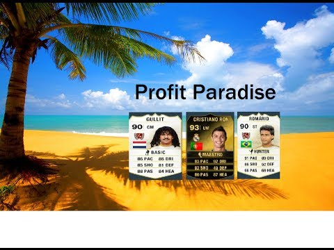 Fifa 14 - Making money from Investments - How to trade