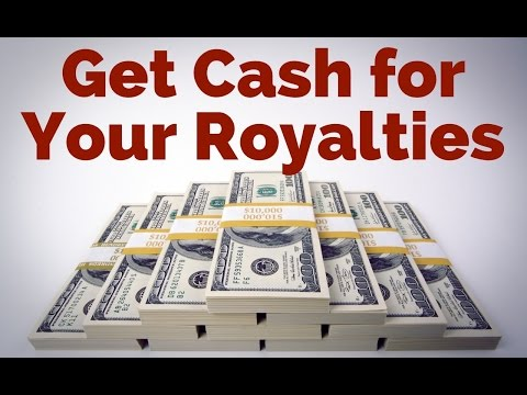 Sell Oil and Gas Royalties for Maximum Lump Sum