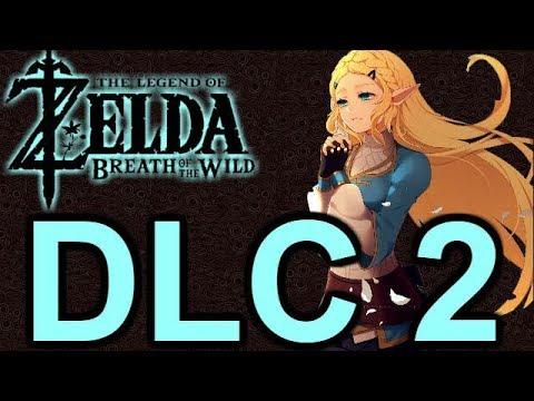 Motorbike? Nani? - DLC 2 | Zelda: Breath of the Wild - 100%
