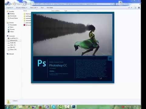 how to install adobe photoshop cc-2014