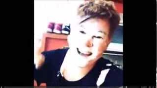 Reazione di Mosconi al video di Giuseppe Sapio
