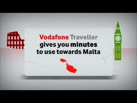 Vodafone Traveller - Receiving calls while abroad