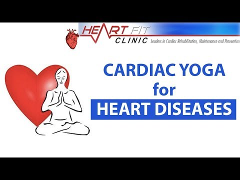 Cardiac Yoga for Heart Disease