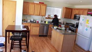 house cleaning routine