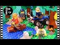 LEGO City Mountain Police 60171 Mountain Fugitives Funny Stop-motion Animation