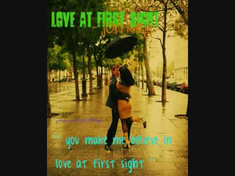 Love At First Sight ; lyrics&download link