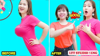 MOST EPIC PRANKS EVER || Funny DIY Pranks For Friends2020 03 23 T2 F2 Hai Khuyen Tri Trọngdone