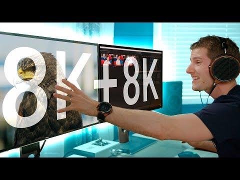 Ultimate DUAL 8K Workstation!