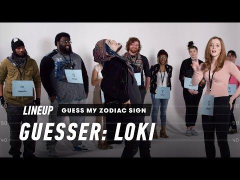 Guess My Zodiac Sign (Lóki) | Lineup | Cut