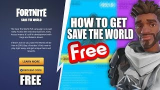 How To Get Save The World For Free Season 7 Videos 9tube Tv