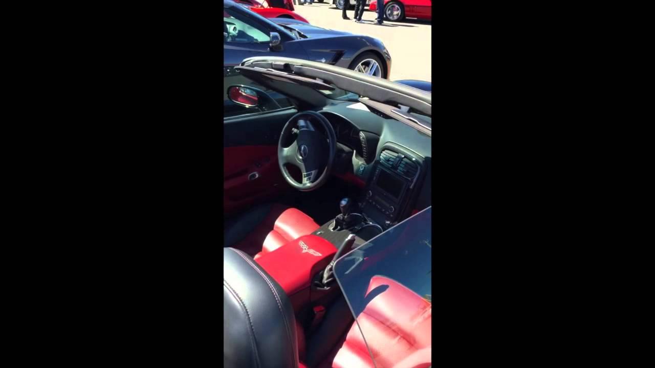 Corvette meeting Chevrolet Ile Perrot - Québec 1