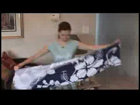 Ironing Tips : Ironing Without an Ironing Board