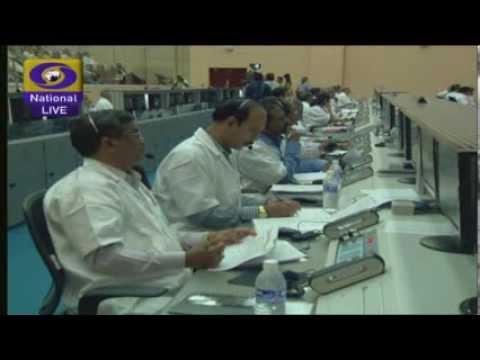 Launch of PSLV-C25/Mars Orbiter Mission - Live from Sriharikota