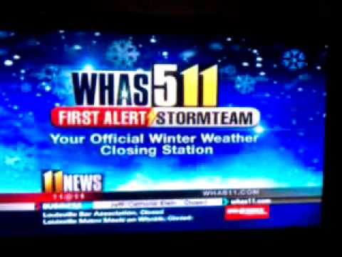 WHAS11 2010 School Closing Alerts