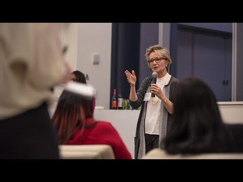 Developing Leadership Skills -- Tabi Haller-Jorden '81