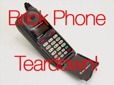 10 Minute Teardowns: Vintage Motorola