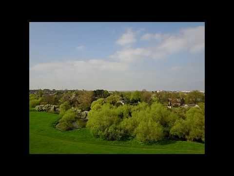 Portholme Meadow - Drone Training