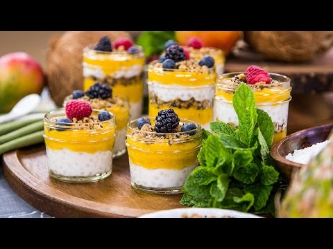 Home & Family - How to Make Coconut Tapioca Pudding with Chef Brooke Williamson