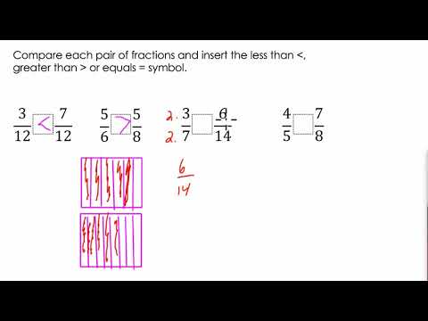 Fraction Equivalence Set 3