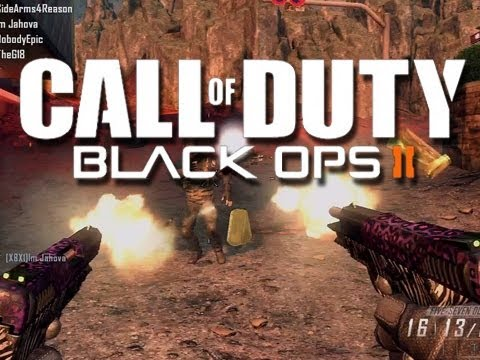 Black Ops 2 - Ariana Grande, Flaming Dragons, and Fapping!